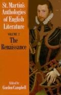 Renaissance, 1550-1660, Vol. 2 - Gordon Campbell - Hardcover