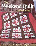 Weekend Quilt - Leslie Linsley - Paperback