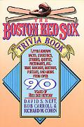 Boston Red Sox Trivia Book