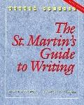 St. Martin's Guide to Writing Shorter Version