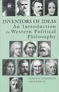 Inventors of Ideas An Introduction to Western Political Philosophy