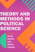 Theory and Methods in Political Science