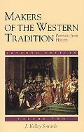 Makers of the Western Tradition Portraits from History