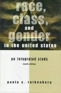 Race,class+gender in the United States