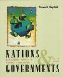 Nations and Governments: Comparative Politics in Regional Perspective