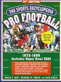 The Sports Encyclopedia of  Pro Football - David S. Neft - Paperback - 15TH, REVISED & UPDATED
