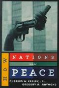 How Nations Make Peace