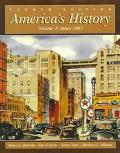 America's History: Since 1865, Vol. 2