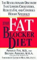The Fat Blocker Diet - Arnold Fox - Paperback