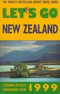 Let's Go New Zealand 1999
