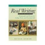 Real Writing With Readings: Paragraphs and Essays for College, Work, and Everyday Life: Note...