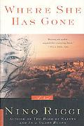 Where She Has Gone - Nino Ricci - Paperback - 1ST PICADO