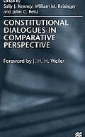 Constitutional Dialogues in Comparative Perspective