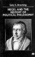 Hegel and the History of Political Philosophy