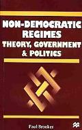 Non-Democratic Regimes Theory, Government and Politics