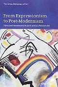 From Expressionism to Post-Modernism Styles and Movements in 20Th-Century Western Art