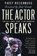Actor Speaks:voices+performer
