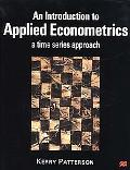 Introduction to Applied Econometrics A Time Series Approach