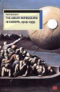 Great Depression in Europe, 1929-1939