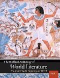 Bedford Anthology of World Literature Vol. 1: The Ancient World