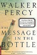 Message in a Bottle How Queer Man Is, How Queer Language Is, and What One Has to Do With the...