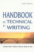 Handbk.of Tech.writing