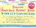 Bonnie's Household Budget Book The Essential Guide for Getting Control of Your Money