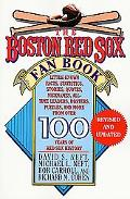 Boston Red Sox Fan Book
