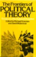 The Frontiers of Political Theory: Essays in a Revitalized Discipline