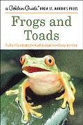 Frogs and Toads A Golden Guide