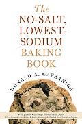 No-Salt, Lowest-Sodium Baking Book