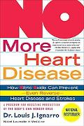 No More Heart Disease How Nitric Oxide Can Prevent---Even Reverse---Heart Disease And Stroke