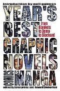 Year's Best Graphic Novels, Comics, & Manga