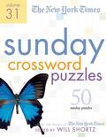 New York Times Sunday Crossword Puzzles 50 Sunday Puzzles from the Pages of the New York Times