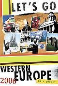 Let's Go Western Europe 2006 - Let's Go Inc. - Paperback