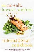 No-salt, Lowest-sodium International Cookbook