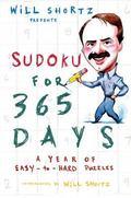 Will Shortz Presents Sudoku for 365 Days