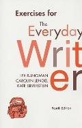 Exercises to Accompany The Everyday Writer