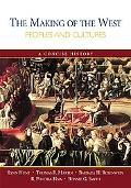 Making of the West Peoples And Cultures-Since 1500