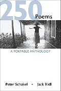 250 Poems A Portable Anthology