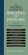 Pocket Guide to Writing History