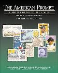American Promise A History of the United States from 1865 Compact Edition