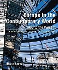 Europe in the Contemporary World 1900 to Present