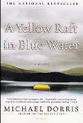 Yellow Raft in Blue Water