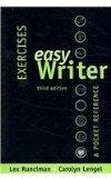 Easy Writer 3e & Exercises
