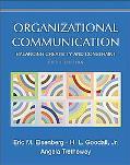Organizational Communication Balancing Creativity And Constraint