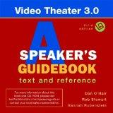 Video Theater 3.0 for Speaker's Guidebook