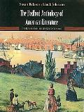 Bedford Anthology of American Literature V1 & Scarlet Letter