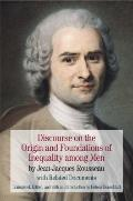 Discourse on the Origin and Foundations of Inequality among Men : By Jean-Jacques Rousseau w...
