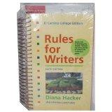 Rules for Writers 6e & Research Pack